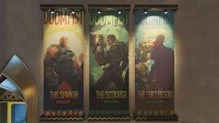 Кулак Смерти не будет следующим героем Overwatch