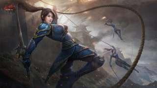 Началось ЗБТ MMORPG по мотивам фильма «Великая стена»