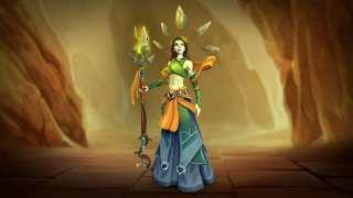 Представлен новый герой Paladins — Инара