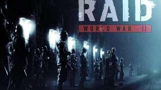 Разработчики RAID: World War II показали новый CGI-трейлер