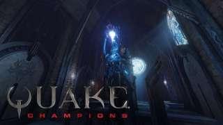 Трейлер арены Blood Covenant из Quake Champions
