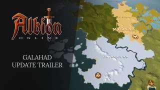 Трейлер к выходу обновления «Галахад» для Albion Online