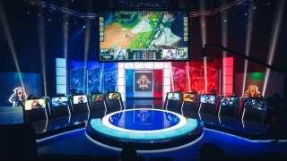 В Москве открыли киберспортивную арену League of Legends