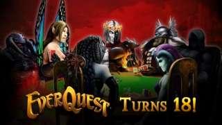 18 лет EverQuest — бонусы, новый сервер и расширение