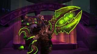 World of Warcraft: артефактное оружие в обновлении 7.2