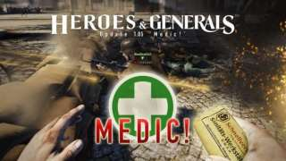 В Heroes & Generals добавили аптечки