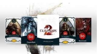 Фанат Guild Wars 2 сделал коллекционные карты по игре