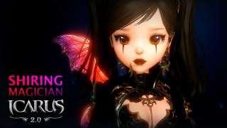 В корейской версии Icarus добавили новый класс расе Shiring