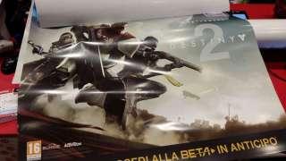 В сети появился постер Destiny 2 с датой выхода