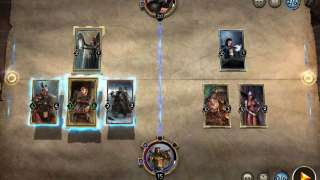 The Elder Scrolls Legends вышла на iPad