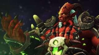 Вступительный ролик нового рейда «Гробница Саргераса» в World of Warcraft