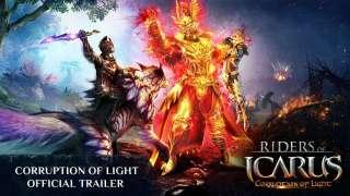 В Riders of Icarus увеличили максимальный уровень, добавили новые локации