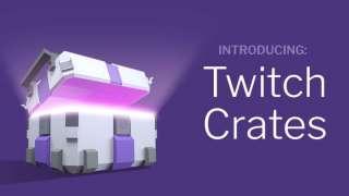 В Twitch можно будет получить контейнеры с наградами