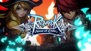 Началось ЗБТ мобильной игры Ragnarok: Spear Of Odin