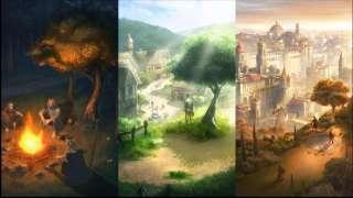 Четыре столпа Системы Узлов в Ashes of Creation