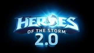 Масштабное обновление Heroes of the Storm 2.0