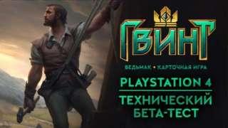 Техническое бета-тестирование PS4-версии ГВИНТ начнется 31 марта