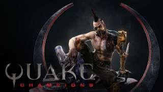 Quake Champions: анонс героя Anarki и дата начала первого ЗБТ