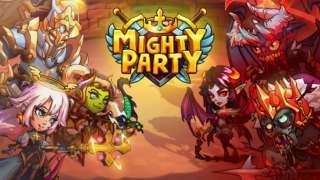 Состоялся релиз Mighty Party в Steam