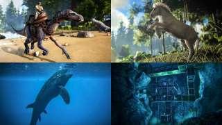 В ARK: Survival Evolved добавили подводные дома