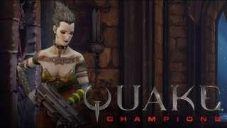 Разработчики Quake Champions показали героиню Слэш