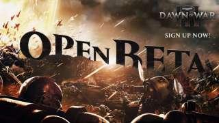 ОБТ мультиплеера Warhammer 40,000: Dawn of War III начнется 21 апреля