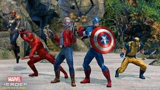 Marvel Heroes Omega выйдет на PS4 и Xbox One