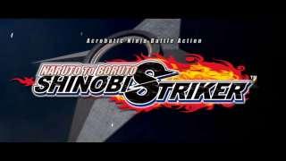 Состоялся анонс Naruto to Boruto: Shinobi Striker