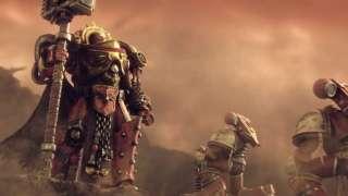 Опубликован вступительный ролик Dawn of War 3