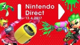 На Nintendo Direct расскажут про Splatoon 2 и другие игры