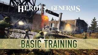 Разработчики Heroes & Generals рассказали про тренировочный режим