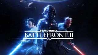 Слит официальный трейлер Star Wars: Battlefront 2