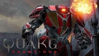 Познакомьтесь с Клатчем из Quake Champions