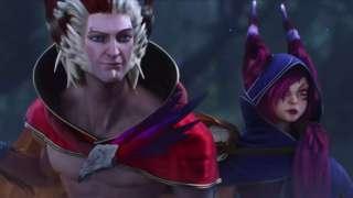CGI-ролик, посвященный новым чемпионам League of Legends