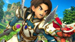 Dragon Quest X выйдет на Nintendo Switch