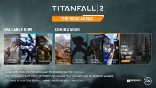Ближайшие обновления для Titanfall 2