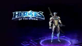 В Heroes of the Storm добавят героя Гендзи и карту Ханамура