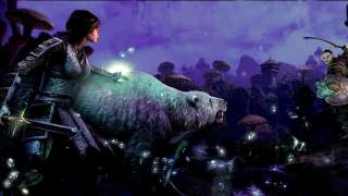 Трейлер The Elder Scrolls Online с геймплеем за Вардена