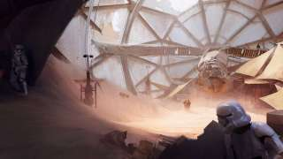 Новые концепт-арты Star Wars: Battlefront II