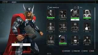 25 минут геймплея Marvel Heroes Omega на PS4