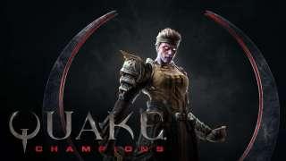 Галена в новом трейлере Quake Champions