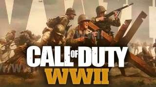 Разработка Call of Duty: WWII официально подтверждена