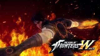 20 минут геймплея мобильной MMORPG The King of Fighters World