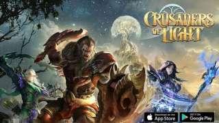 Как играть в Crusaders Of Light до мирового запуска