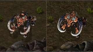 Обновленная графика в StarCraft: Remastered