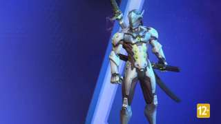 Обзор способностей Гендзи в Heroes of the Storm от разработчиков
