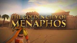 Игроки RuneScape смогут посетить город Менафос в июне