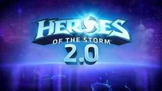 Вышло крупное обновление 2.0 для Heroes of the Storm