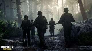 Представлен первый трейлер Call of Duty: WWII