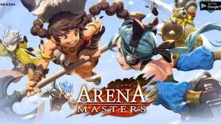 Состоялся мировой релиз мобильной игры Arena Masters